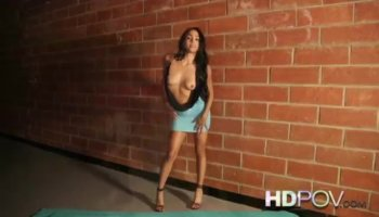 Amateur girl gets off with toy