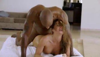 Black Dick Loving Slut Sarah Vandella